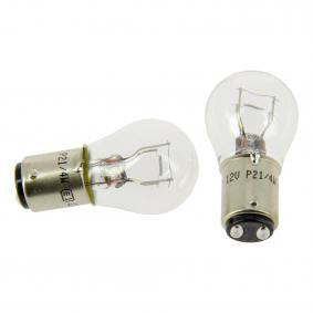 Bulb, brake / tail light P21/4W, 12V 21/4W 008782 FORD FOCUS, MONDEO, KA