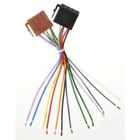 Kabelkit till bilförstärkare 007573