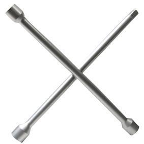 Four-way lug wrench 213196
