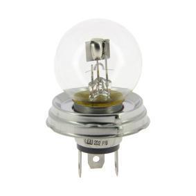 Glühlampe, Hauptscheinwerfer R2 (Bilux), P45t, 12V, 40/45W 132302 MERCEDES-BENZ T1 Bus, T2