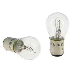 Bulb, brake / tail light P21/4W, 12V 21/5W, BAY15d 680029 FORD TRANSIT, KA