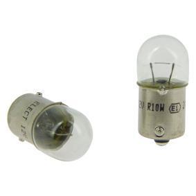 Bulb, brake / tail light R10W, 12V, BA15s, 10W 680030 FORD FIESTA, MONDEO, TRANSIT
