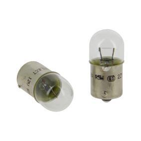 Bulb, park- / position light R5W, BA15d, 12V, 5W 132323