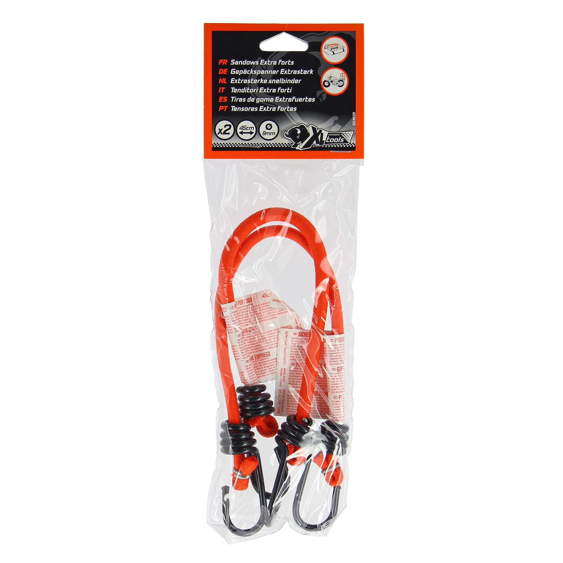 Bungee cords XL 553609 expert knowledge