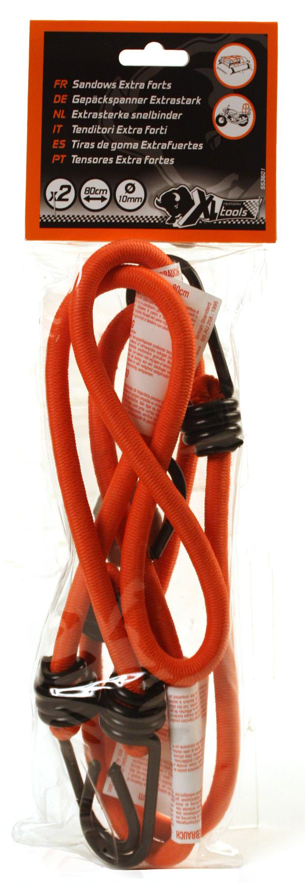 Bungee cords XL 553601 expert knowledge