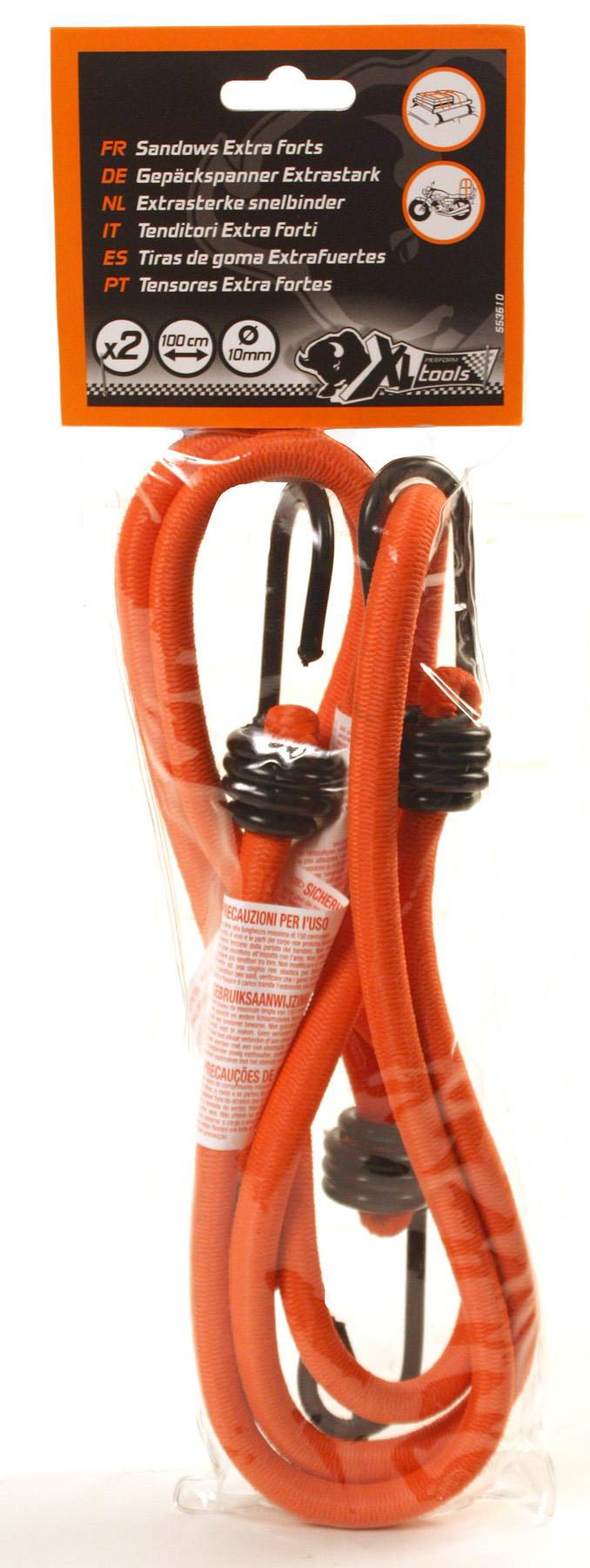Bungee cords XL 553610 expert knowledge