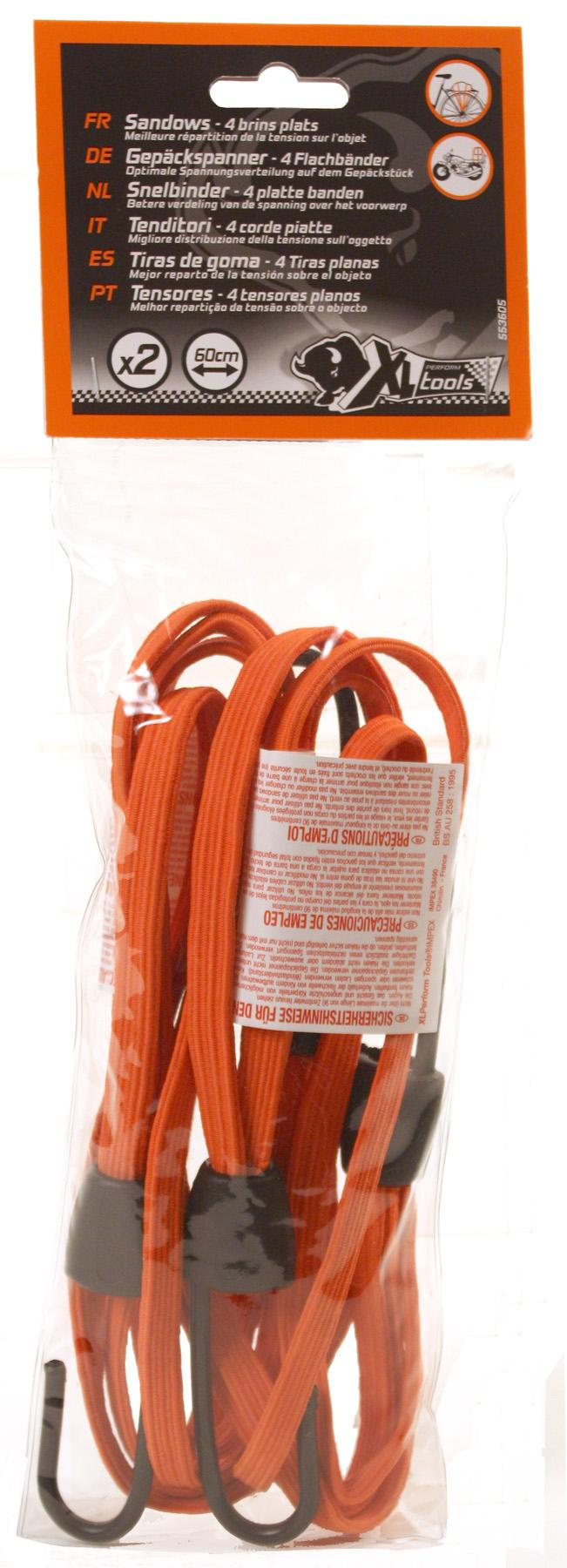 Bungee cords XL 553605 expert knowledge