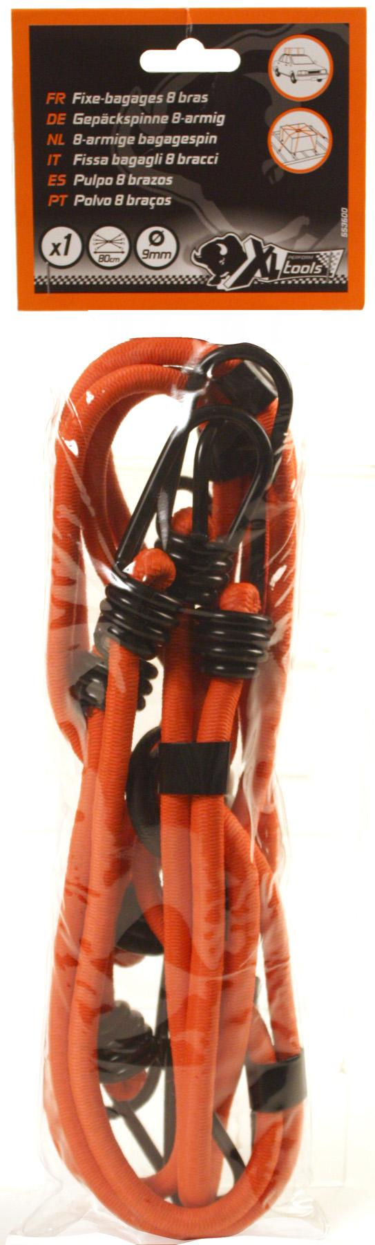 Bungee cords XL 553600 expert knowledge
