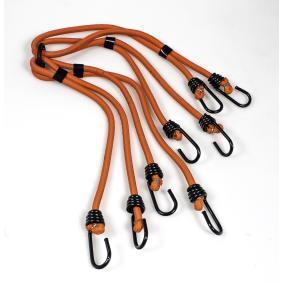 Corda elastica con ganci 553600