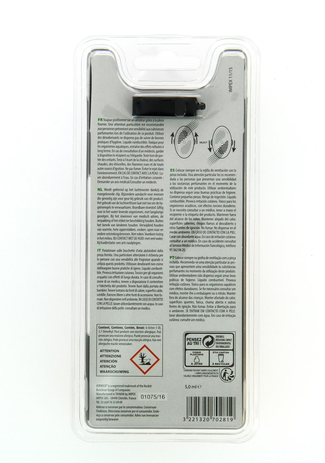Lufterfrischer AIR WICK 070281 Bewertung