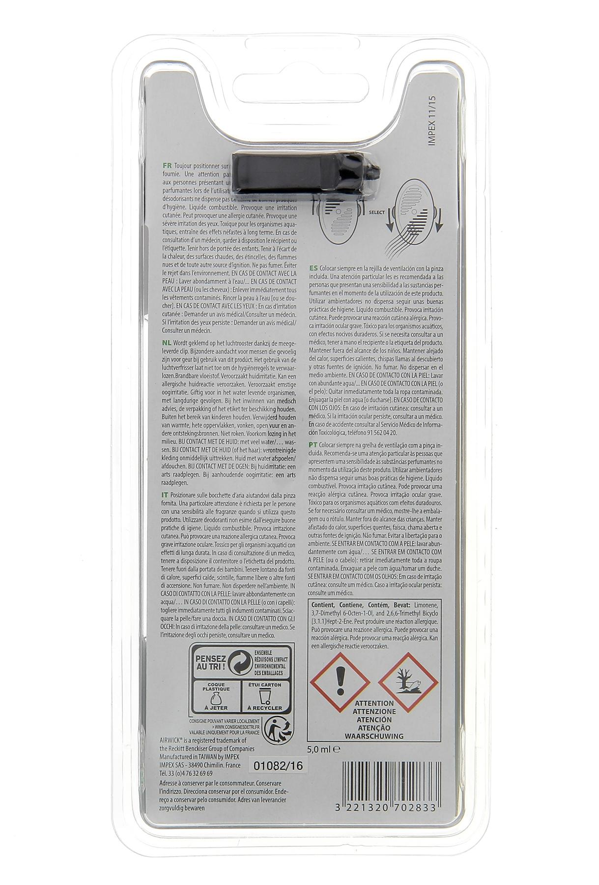 Lufterfrischer AIR WICK 070283 Bewertung