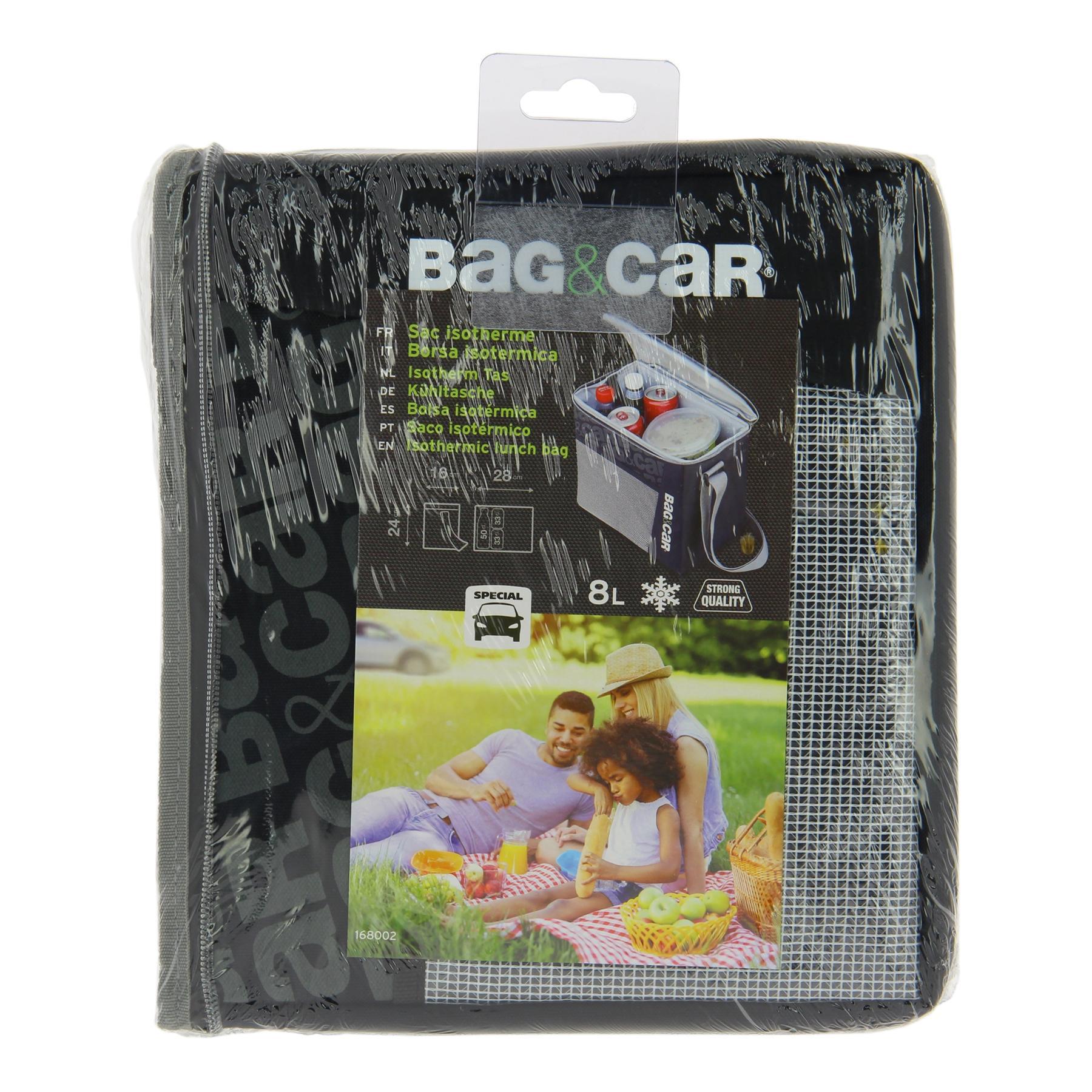 Cooler bag BAG&CAR 168002 rating