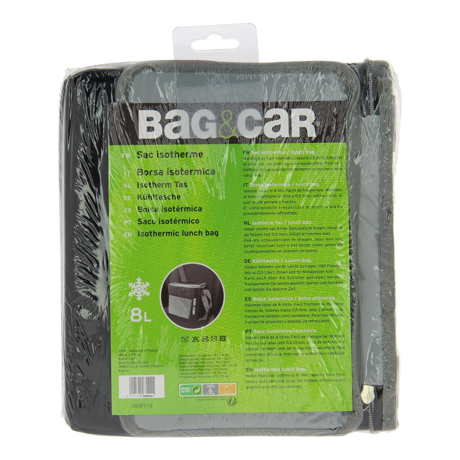 Cooler bag BAG&CAR 168002 expert knowledge