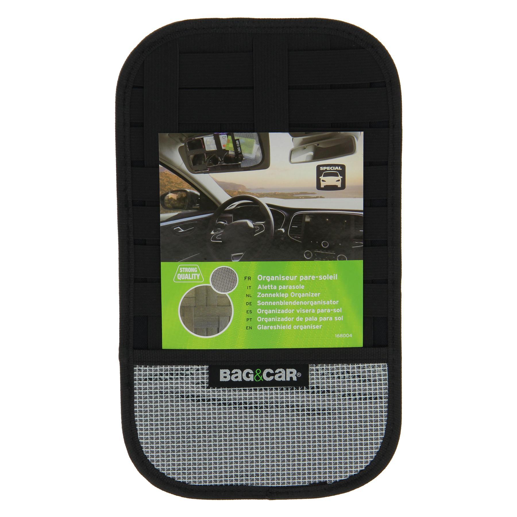 Сar seat organiser BAG&CAR 168004 rating