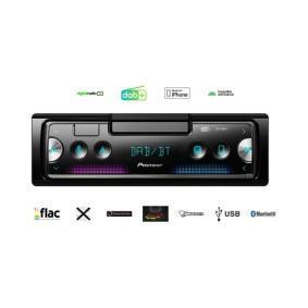 Stereo Potenza: 4x50W SPH20DAB