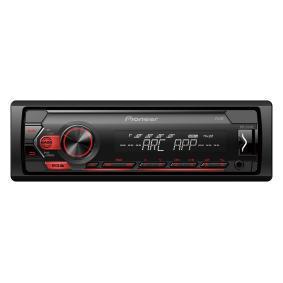 Stereos Power: 4x50W MVHS120UB