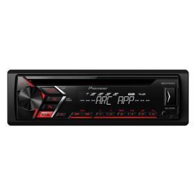 Stereo Osiągi: 4x50W DEHS101UB