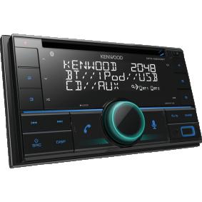 Стерео мощност: 4x50ват DPX5200BT