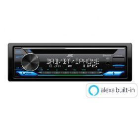 Stereo Potenza: 4 x 50W KDDB912BT