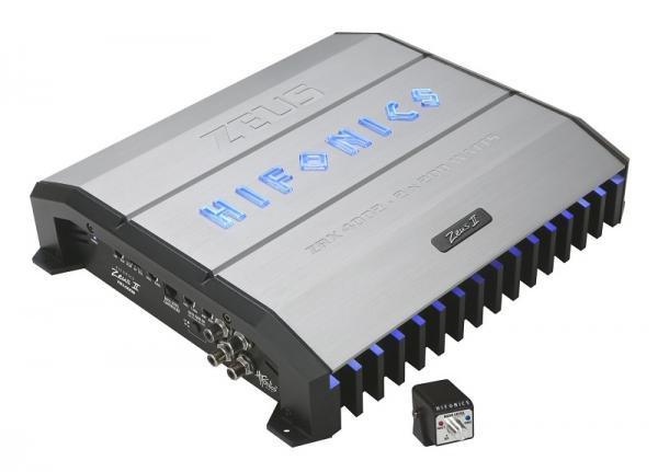 Audio Amplifier ZRX-4002 HIFONICS ZRX-4002 original quality