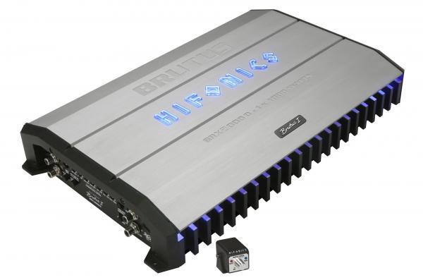 Audioförstärkare BRX-2000D HIFONICS BRX-2000D original kvalite