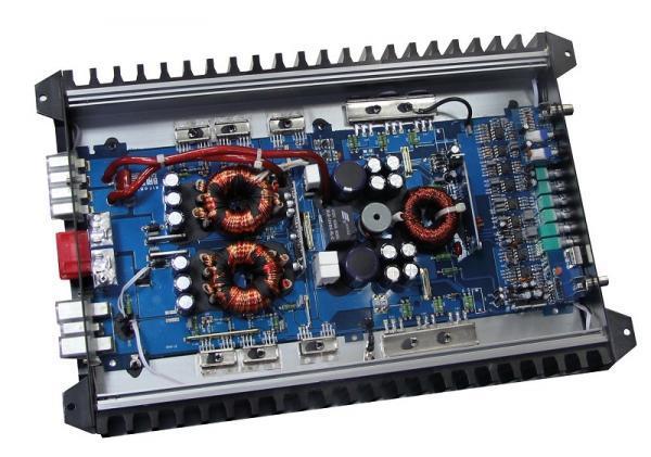 Audioförstärkare HIFONICS BRX-2000D rating