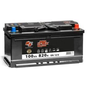 EMPEX Nutzfahrzeugbatterien B13 , 100 Ah , 12 V , L5 , 820 A , Bleiakkumulator