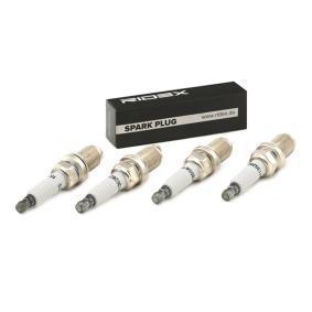 Spark Plug Electrode Gap: 0,8mm with OEM Number 1000996