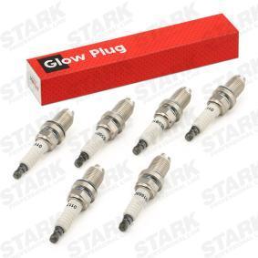 Spark Plug Electrode Gap: 1,6mm with OEM Number 12 12 9 071 003