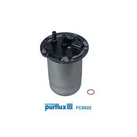 Fuel filter FCS922 Qashqai / Qashqai +2 I (J10, NJ10) 1.6 dCi All-wheel Drive MY 2013