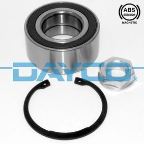 Wheel Bearing Kit KWD1003 308 I Hatchback (4A_, 4C_) 2.0 HDi MY 2014