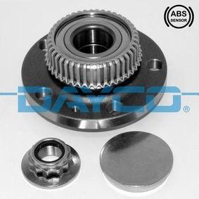 Radlagersatz Ø: 120mm mit OEM-Nummer 1J0598477