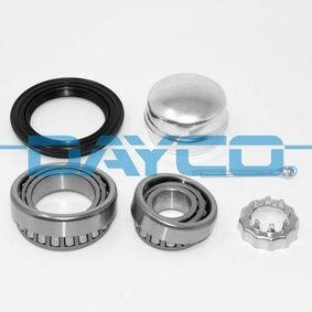 Wheel Bearing Kit Inner Diameter: 13,00mm with OEM Number 191 598 625