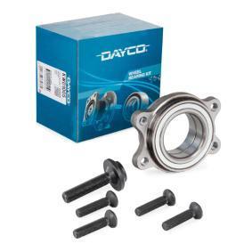 Wheel Bearing Kit with OEM Number 4H0 498 625 C