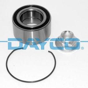 Juego de cojinete de rueda Número de artículo KWD1043 120,00€