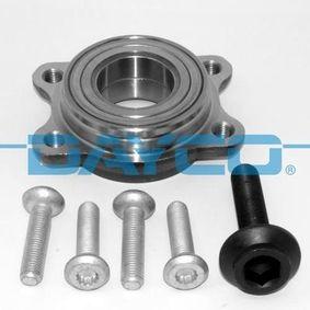 Wheel Bearing Kit with OEM Number 8E0 498 625B