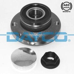 Wheel Bearing Kit KWD1067 Corsa Mk3 (D) (S07) 1.4 MY 2014