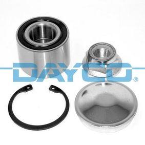 Wheel Bearing Kit with OEM Number 43210 AZ300