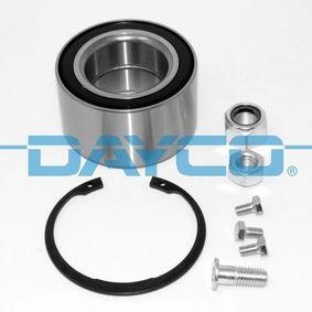 Radlagersatz mit OEM-Nummer 7D0 498 625