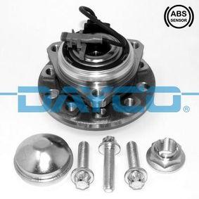 Wheel Bearing Kit with OEM Number 1603254
