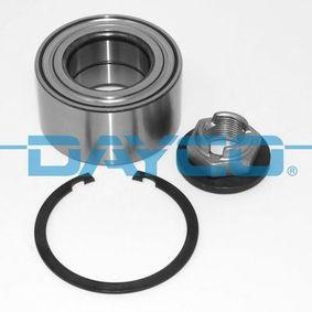 Wheel Bearing Kit with OEM Number 1513044