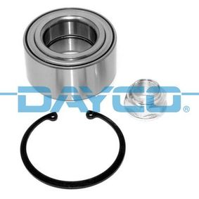 Wheel Bearing Kit Inner Diameter: 38,00mm with OEM Number 44300S5A008