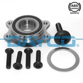 Wheel Bearing Kit with OEM Number 4F0598625B