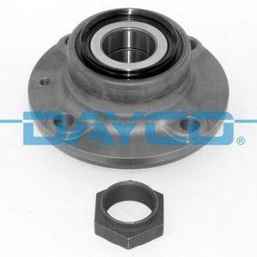 Radlagersatz mit OEM-Nummer 370142