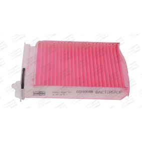 2010 Nissan Note E11 1.5 dCi Filter, interior air CCF0310B