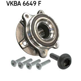 Radlagersatz mit OEM-Nummer 8K0 598 625