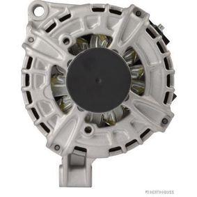 Lichtmaschine Rippenanzahl: 5 mit OEM-Nummer 30 667 119