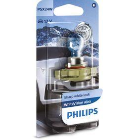 Bulb, indicator 12V 24W, PSX24W, PG20/7 12276WVUB1