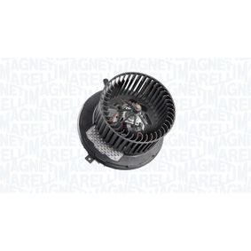 Electric Motor, interior blower with OEM Number 1K1 819 015 D
