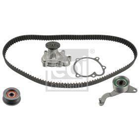 2000 Opel Corsa B 1.7 DTI 16V Water pump and timing belt kit 173016